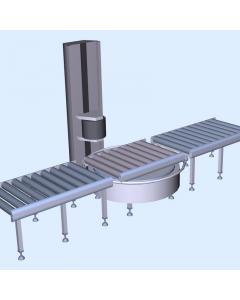 Pallet stretchwrapping machine Granta Automation
