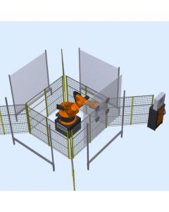 Large Robotic Handling or Pick and Place System