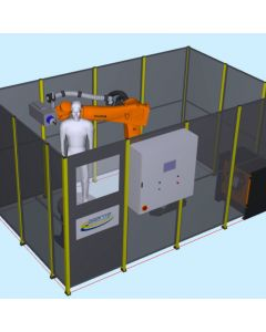 Robotic CNC Milling System