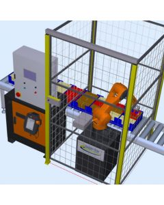 Robotic Sorting System - Small