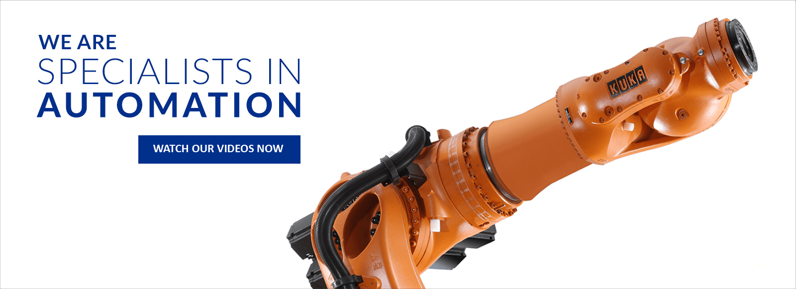 Specialists in Automation