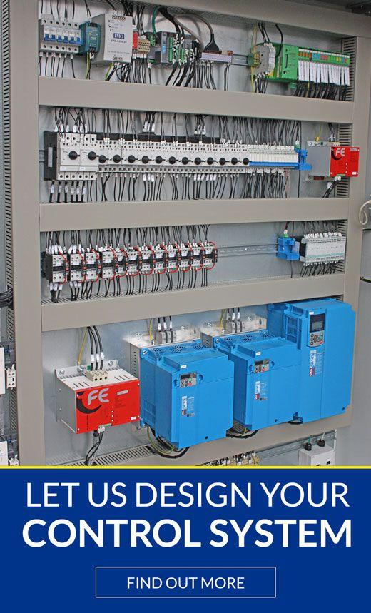 Let Us Design Your Bespoke Control System