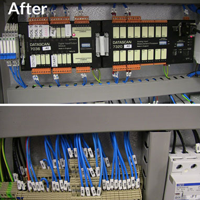 Control System Upgrade Case Study