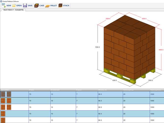 How does GA15 Palletiser Work - Programming