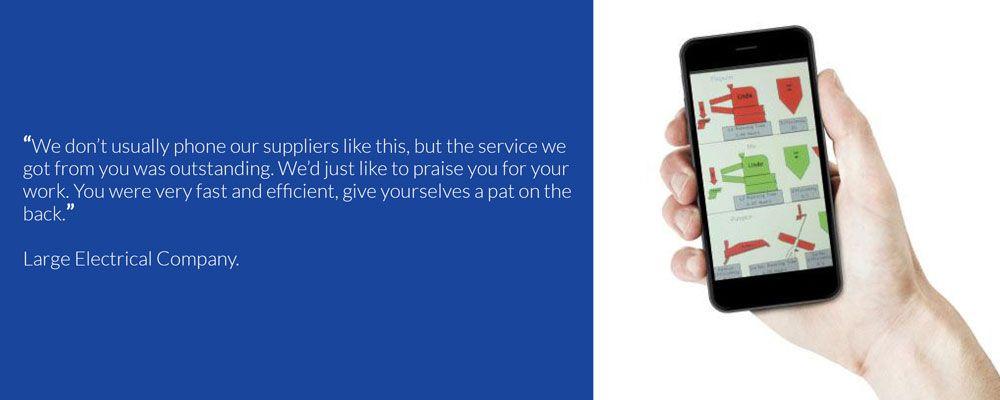 Granta Automation Customer Service
