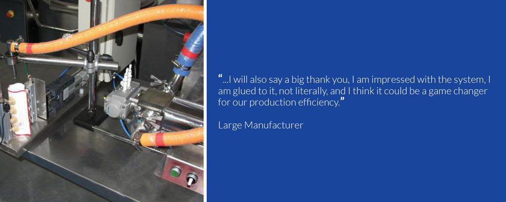 Production Monitoring System Testimonial