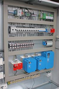Machine-Control-Panel
