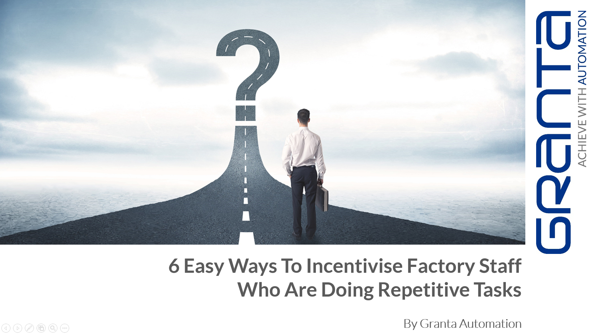 6 Easy Ways To Incentivise Factory Staff